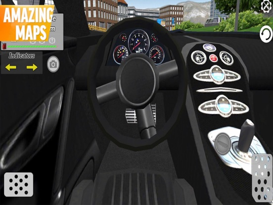 Sport Car Driving: City Advent screenshot 4