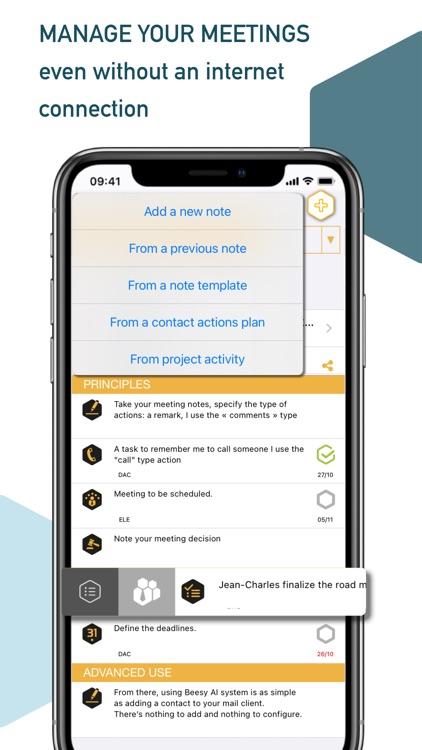 Beesy mobile screenshot-4