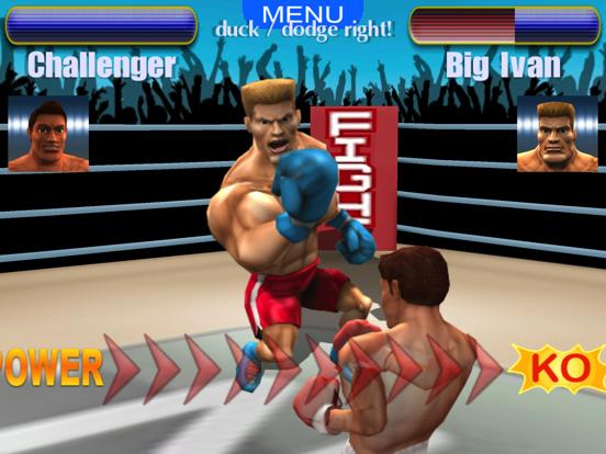 Pocket Boxing screenshot 10