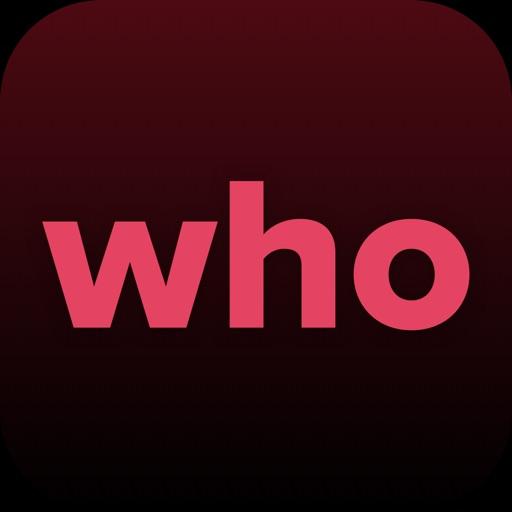 Who -- Sesli, Görüntülü Sohbet inceleme, yorumları ve Sosyal Ağ indir