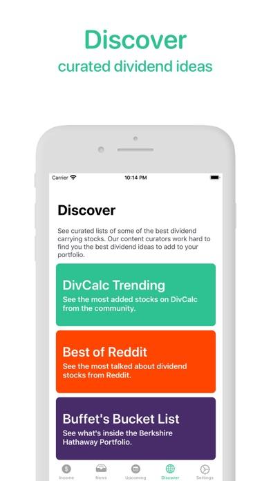 DivCalc Screenshot