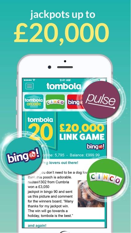tombola bingo - UK Bingo Games screenshot-5
