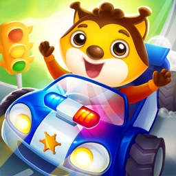 Car games for kids 3 years old