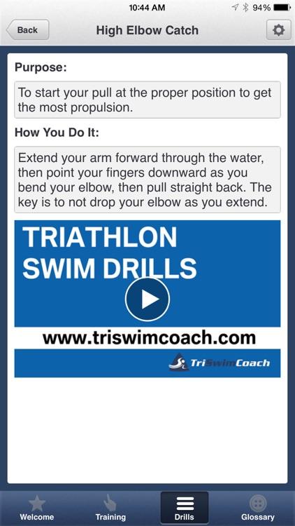 Tri Swim Coach screenshot-3