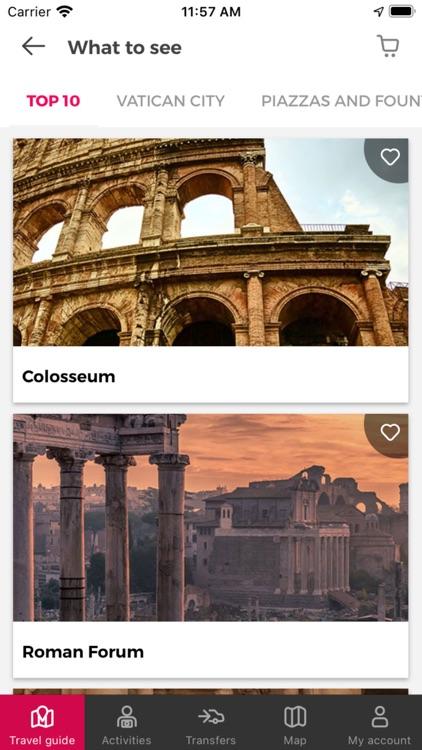 Rome Guide Civitatis.com screenshot-7
