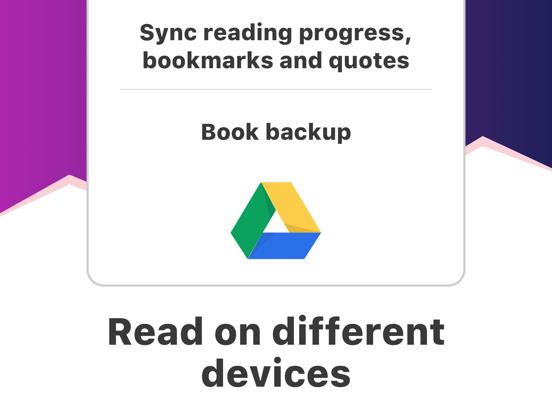 eBoox - fb2 ePub book readerのおすすめ画像5