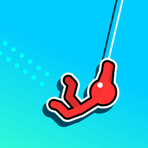 Stickman Hook - Games app