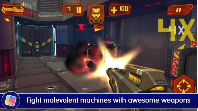 Neon Shadow - GameClub screenshot-3