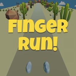 Finger Run 3D