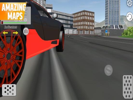 Sport Car Driving: City Advent screenshot 5