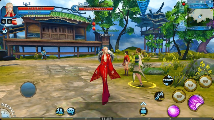 Jade Dynasty screenshot-5