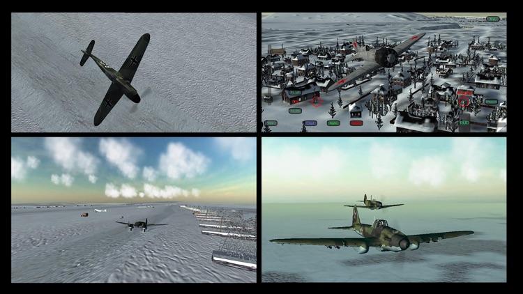 Wings of Duty: WW2 screenshot-3