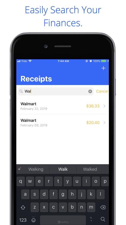 KeepReceipt - Receipt Tracker