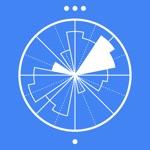 WINDY: Weer, wind en radar app
