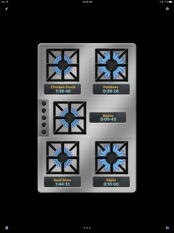 KitchenPad® Timerのおすすめ画像3