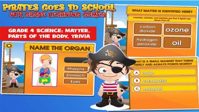 Pirate School: Fourth Grade screenshot four