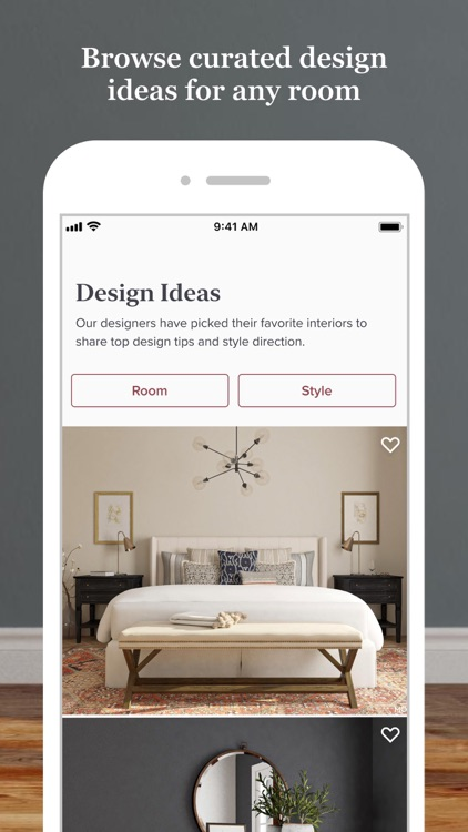 Modsy Interior Design screenshot-4