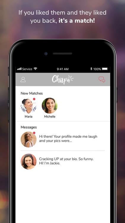 Chispa: Date Latinos & Latinas screenshot-4