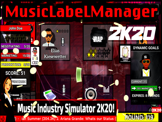 Music Label Manager 2K20 screenshot 11