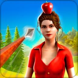 Apple Shooter Girl: 3D Archery