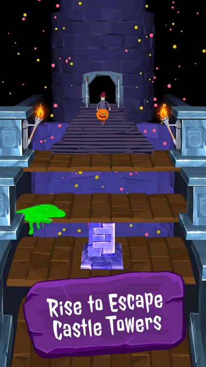 Pumpkinbutt's Halloween Dream screenshot-0