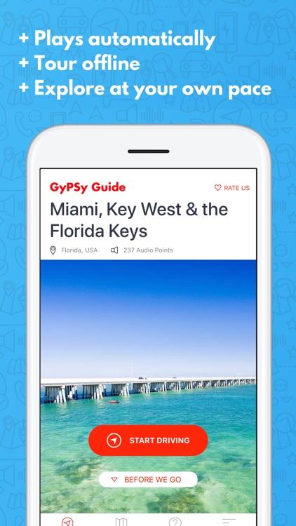 Miami Key West GyPSy Guide