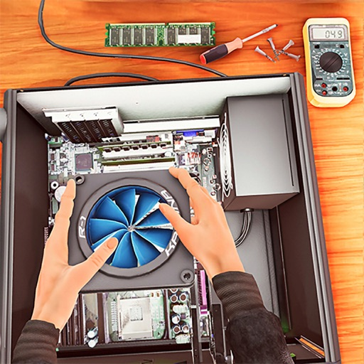 PC Building- Fixing Mastermind Icon
