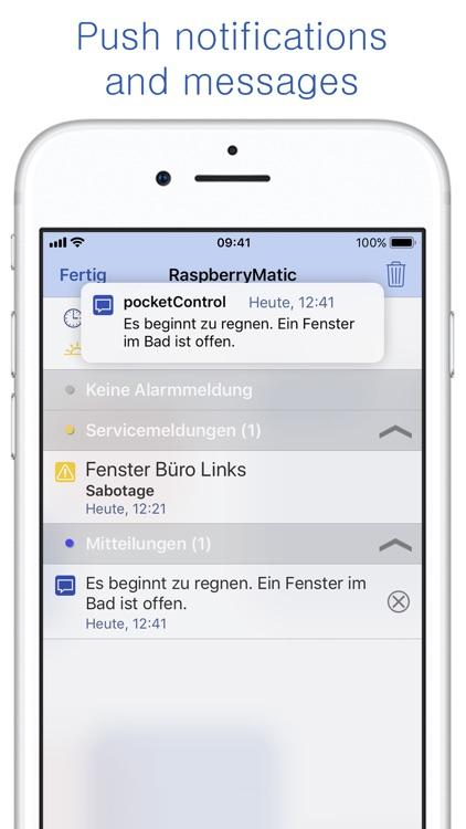 pocket control HM screenshot-3