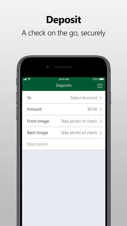 1stbago Mobile Banking screenshot-4