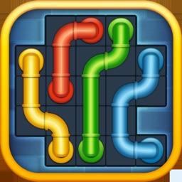 Line Puzzle: Pipe Art