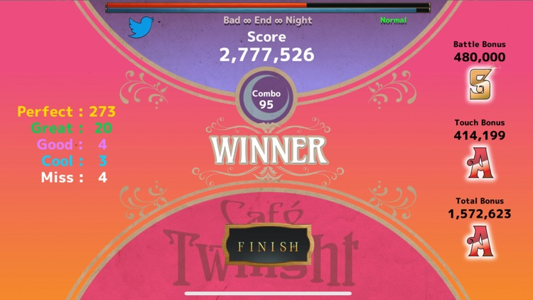 Café Twilight screenshot-3