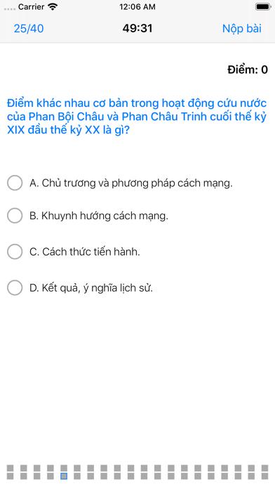 Ôn Thi THPT screenshot 6
