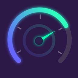 Green - Network Speed Test