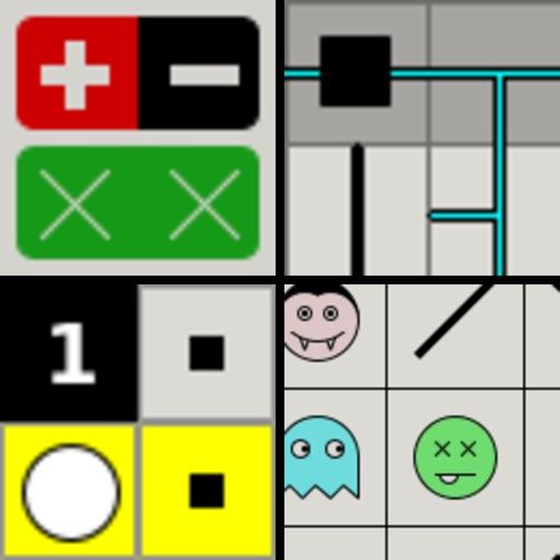 Simon Tathams Portable Puzzle Collection