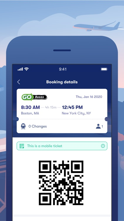 Omio: Book train, bus & flight