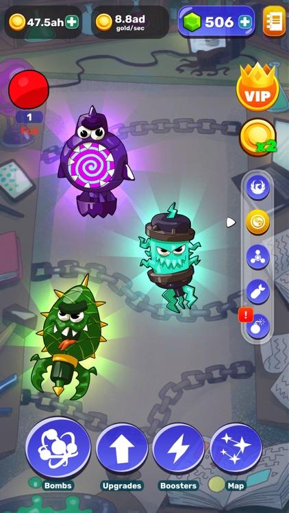 BIG BANG Evolution screenshot-7