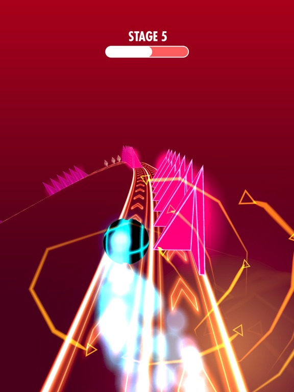 Neon Speed Rush screenshot 9