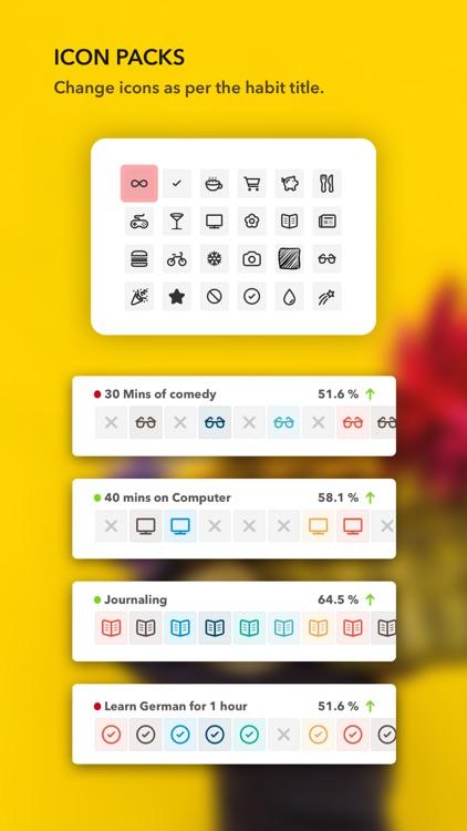 Häbit Tracker screenshot-4