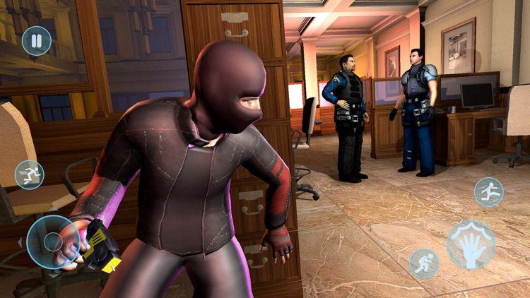Bank Robbery - Spy Thief Game