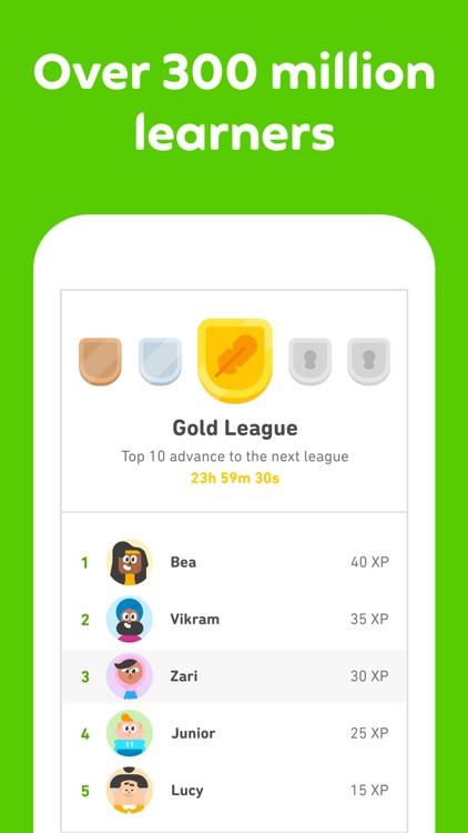 Duolingo - Language Lessons screenshot-6