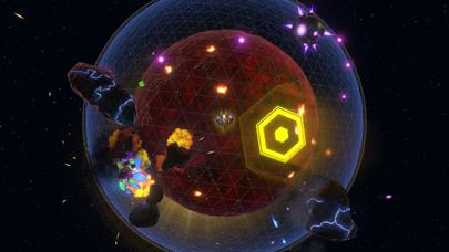 Скриншот №4 к Orbital InvadersGalaxy Attack