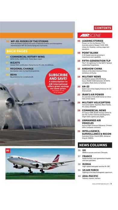 download AIR International Magazine apps 1