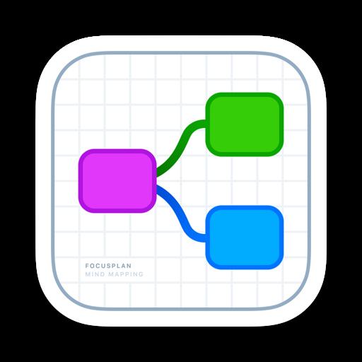 Focusplan Pro - Mind Map