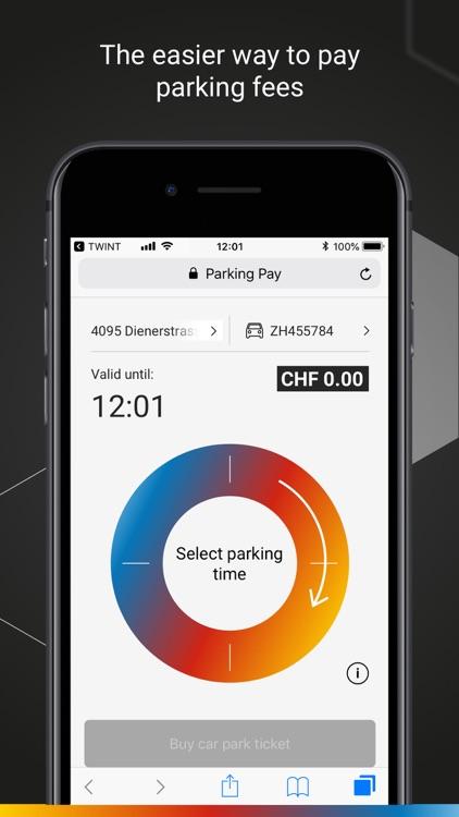 prepaid TWINT & other banks screenshot-4
