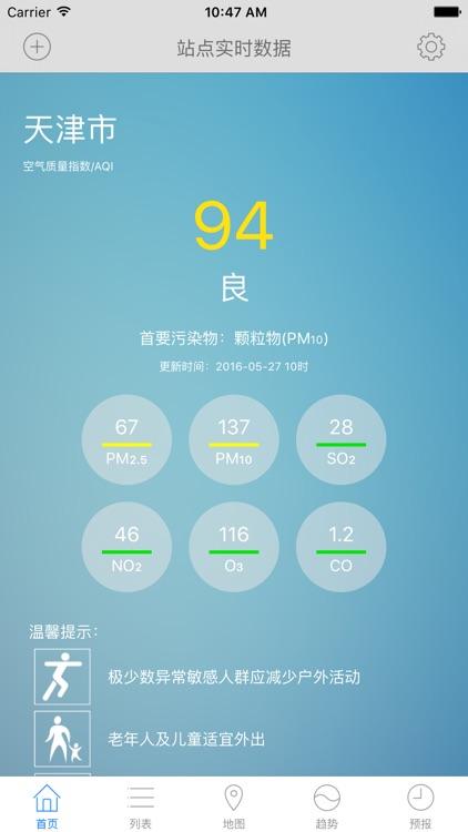 天津空气质量