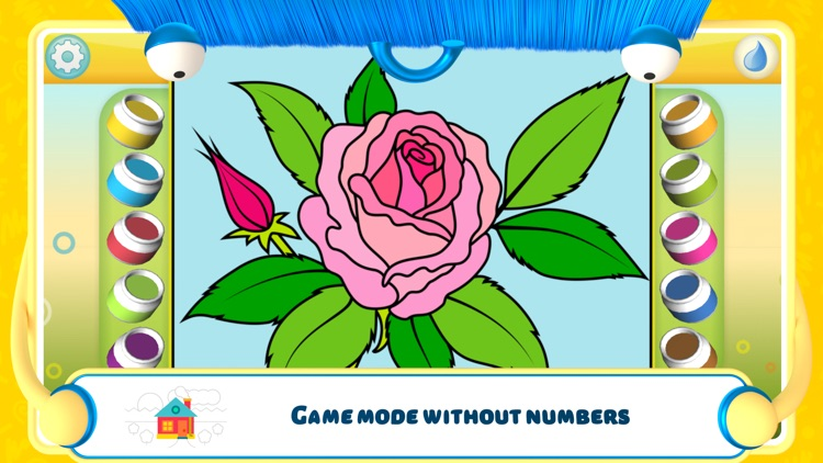 Color by Numbers - Flowers screenshot-5