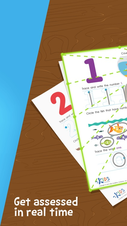 Learning worksheets for kids screenshot-3