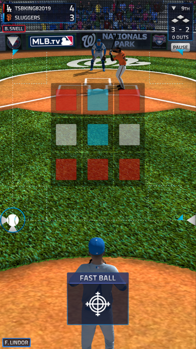 MLB Tap Sports Baseball 2021 Screenshot