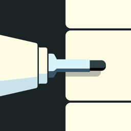 Ícone do app Flow por Moleskine Studio