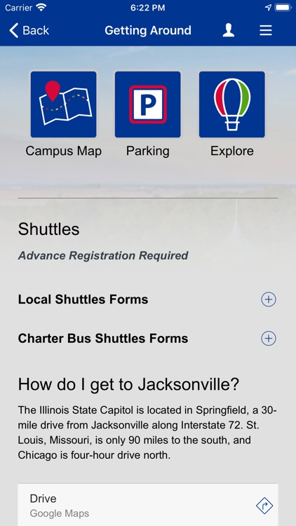 Illinois College screenshot-3